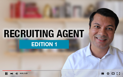 Recruiting Agents Edition - 1