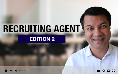 Recruiting Agents Edition - 2